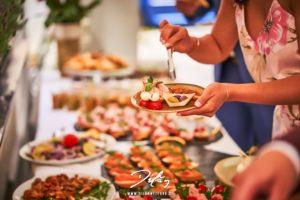 Catering türkisches Essen